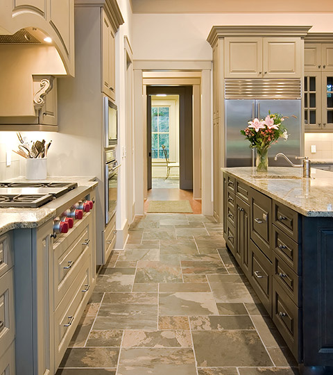 Italian equipped kitchen